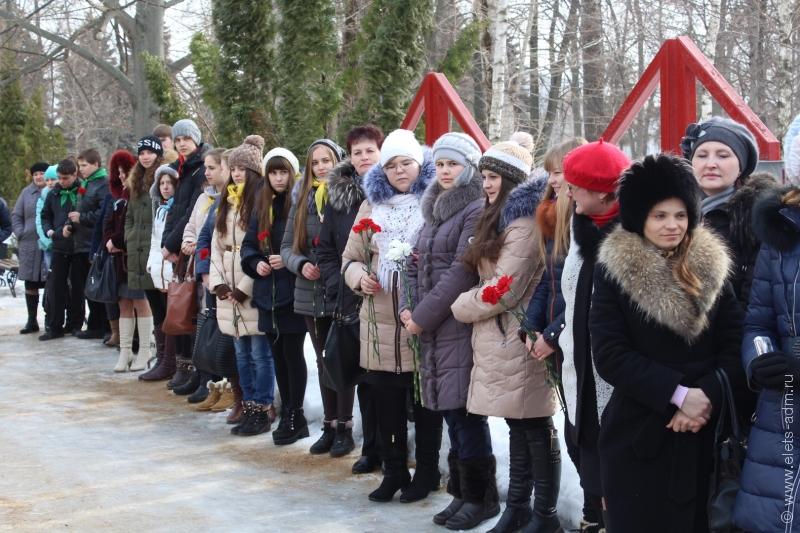 Белгородская область с размахом отметила юбилей комсомольского движения